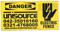 Unisource Security - Electric Fence Systems
